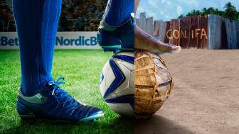 NordicBet hyllar fotbollsglädje som huvudsponsor av ConIFA och Samelandslaget