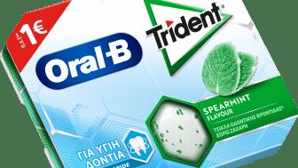 Προστασία των δοντιών κάθε στιγμή της ημέρας  από την νέα τσίκλα Trident Oral-B