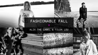 Tap Room Kungsholmen bjuder in till after work med fokus på mode tillsammans med ALIX the Label och Tilda Lou!