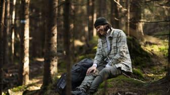 MENTAL HYGIENE: Naturen er godt for kropp og sjel. Foto: Bergans / Tor Orset