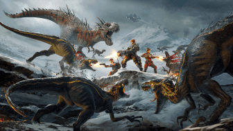 SYSTEMIC REACTION REVEALS SECOND EXTINCTION, AN INTENSE DINOSAUR CO-OP SHOOTER FOR XBOX SERIES X, XBOX ONE & PC