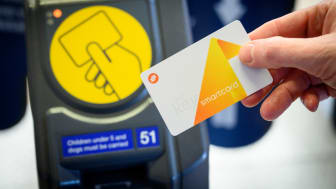 The key smartcard - now available available for free at all ticket offices 3