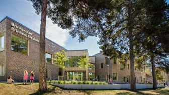 Brinkskolan vinnare av Täbys stadsbyggnadsprojekt 2016