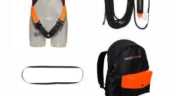 Fallskyddspaket Worksafe Roofing Kit