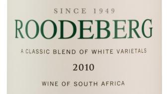 Roodeberg White ny årgång - 2011