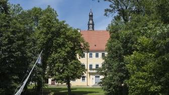 Beim Lübbener Kindersommer können auf Schloss Lübben im Spreewald knifflige Rätsel gelöst werden. Foto: TMB-Fotoarchiv/Steffen Lehmann.