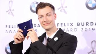 Ehrenfelix-Preisträger 2019: Bernd Zienke aus Berlin erkrankte mit 21 Jahren an Darmkrebs.