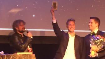 Parakey vann 25 000 kr på prispallen i SKAPA Framtidens Innovatör