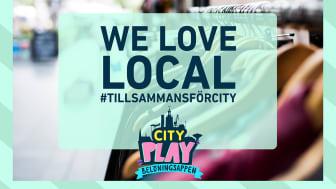 Nu öppnar vi upp Cityplay för fler städer!