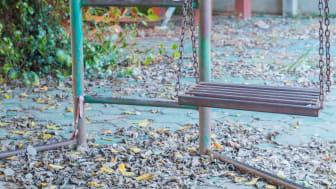 Stort missnöje kring slitna lekplatser