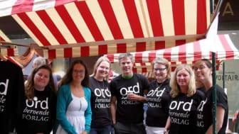 Träffa författare från Ordberoende Förlag på Bok- och Biblioteksmässan i Göteborg 26-29 september
