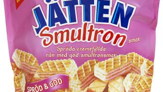 Jätten Smultron – en sommarnyhet!
