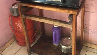 Utstyr for matlaging med LPG_foto Multiconsult.JPG