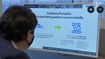 'Pour chaque emploi qui disparaîtra d'ici 2030, 2,8 nouvelles demandes d'emploi apparaîtront'