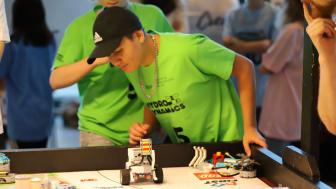 Pressinbjudan: Sport och fysisk aktivitet är temat på årets First Lego League