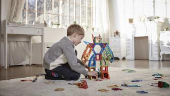 Børn skal lege sig ud af stress