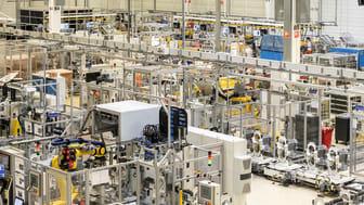 Kia investerar 70 miljoner euro i Europafabriken för att möta efterfrågan på elektrifierade bilar