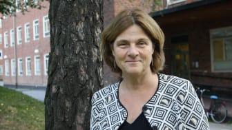 Iva Gunnarsson, överläkare, Reumatologkliniken Karolinska Universitetssjukhuset. Mottagare av 2017 års stipendium till Nanna Svartz minne för forskning kring SLE och njurinflammation
