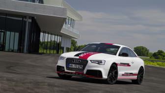 Banebrydende: Audi RS 5 TDI concept