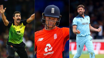 Mitchell Starc, Sam Billings and Liam Plunkett are among the players to enter The Hundred men's Draft