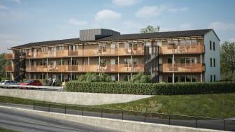 Många nya bostäder över hela Göteborg!