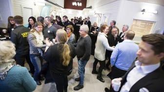 I Boden finns en stark samverkan mellan kommun och företagare och många mötesarenor som arrangeras tillsammans, som Företagsfrukost i Boden på Boden Business Park.