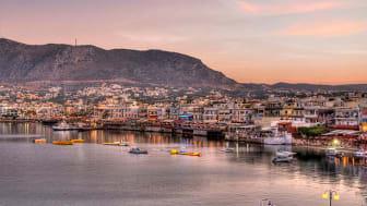 Airtours utökar resorna till Grekland - lanserar östra Kreta