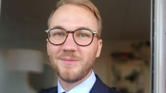 Joacim Lindgrens intresse för siffror ledde till en karriär på Willis Towers Watson
