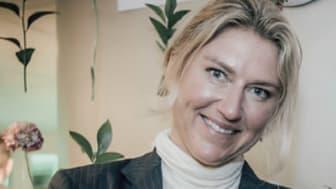 Maria Källson, ny vd på Tillväxt Lidköping AB