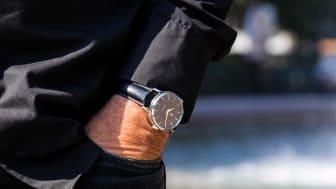 BellPal ser ut som ett vanligt armbandsur, men under urtavlan döljer sig avancerad teknologi.