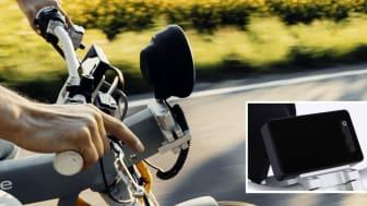 OEM Electronics levererar en displaymodul till CAKE's eldrivna motorcyklar.