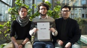 Svenska företag expanderar med hjälp av studenter från JIBS