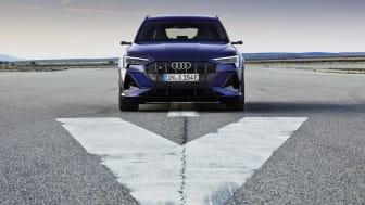 Audi slutter 2020 med det mest succesfulde kvartal i virksomhedens historie