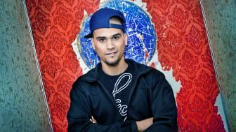 Hiphopartisten Dani M belönades som årets nykomling vid Kingsizegalan 2013. Sedan dess har karriären rullat på och på lördag kommer han till Hermodsdal.