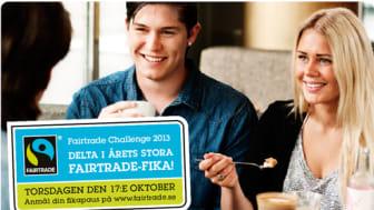Scandic segrare i Fairtrade Challange 2013