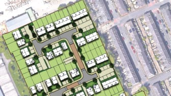 Family and affordable homes at the heart of Radcliffe regeneration
