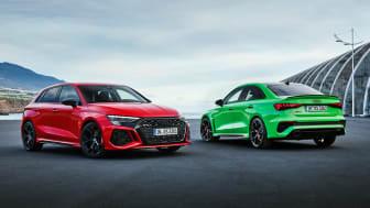 Ny Audi RS 3 – til hverdag og bane