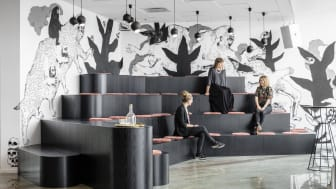 KAKA Arkitekter- referens projekt Collector Bank