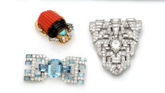 ​Cartier and Art Deco Jewellery in High Demand
