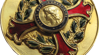 Grand Prix Humanitaire de France - Goldmedaille