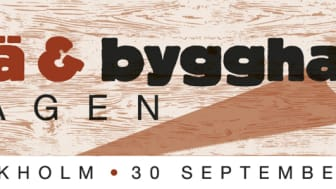 Trä-och bygghandelsdagen 30 september: Pris för utveckling av bygghandeln