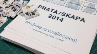 Nordiska Akvarellmuseet bjuder in till kvällssamtal om konst