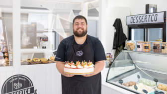 Sean Taylor and wife Lauren are baking up a storm in Broughshane as DessertCo is fast becoming a must-visit for the sweet toothed