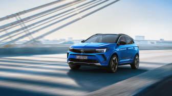 Nya Opel Grandland – ny design, hög komfort och digital förarmiljö
