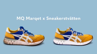 MQ Marqet x Sneakerstvätten