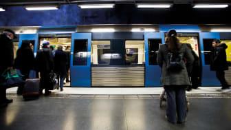 Kontrollprogram säkrar tunnelbanan