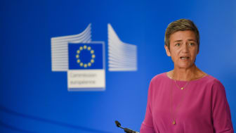Margrethe Vestager unveiled as keynote speaker for the 2021 Internet Week Denmark Festival