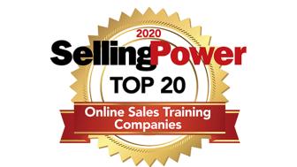 Mercuri International named to Selling Power Magazine's Top 20 Online Sales Training Companies 2020 List