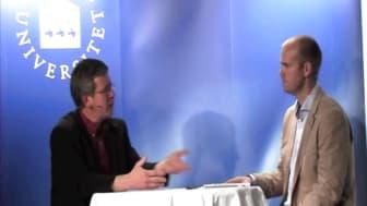 Mattias Lundberg intervjuar Prof. Steven Nordin på Psykologisk Salong 2 februari.