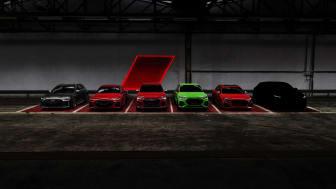 Audi Sport vil have præsenteret 6 n ye modeller ved udgangen af 2019